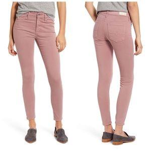 AG Farrah High Waist Ankle Skinny Jeans 26